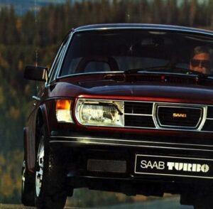 Saab 99 Turbo 2 kopi