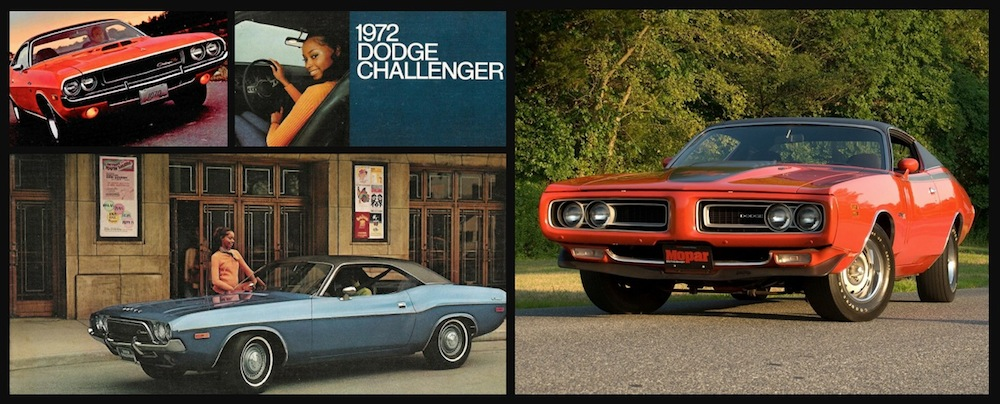 Dodge Challenger and Dodge Charger
