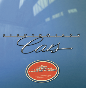 Elektrojazz Cars cd cover